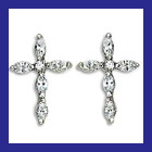 wholesale silver earrings