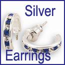 wholesale sterling silver earrings