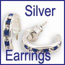 wholesale sterling silver earrings