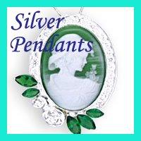 wholesale sterling silver pendants